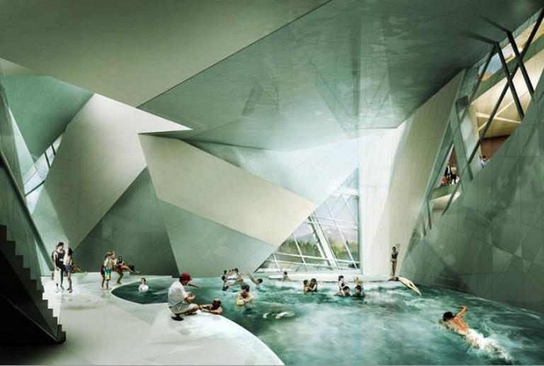 Studio Daniel Libeskind | © IM Thayer/WikiCommons
