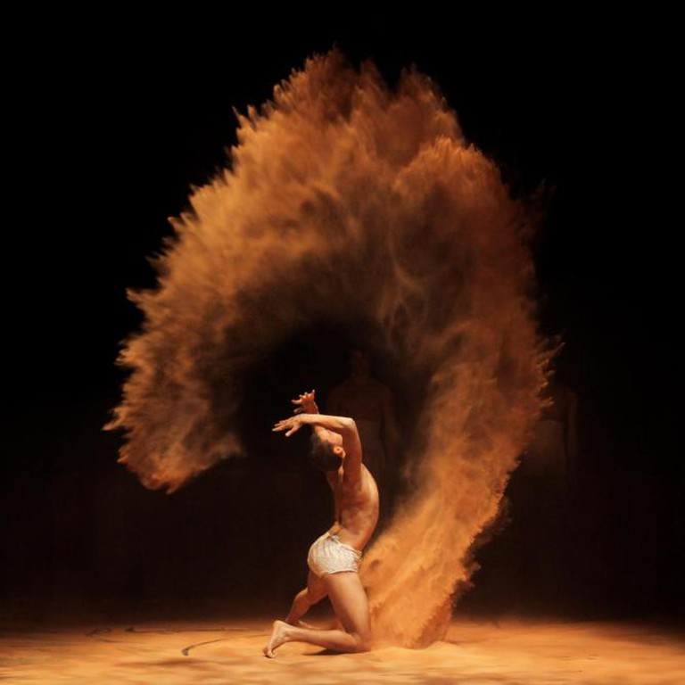 Bein Kodesh Le'Hol' by Rami Be'er | Photo Credit: Uri Nevo, Courtesy Kibbutz Contemporary Dance Company