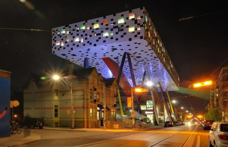 Will Alsop, The Sharp Centre for Design