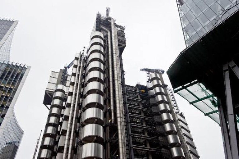 Richard Rogers, The Lloyds Building
