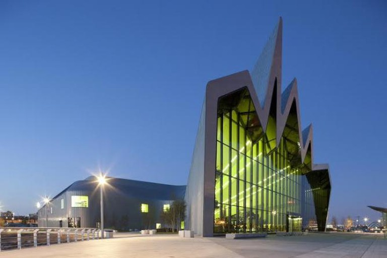 Zaha Hadid, The Riverside Museum