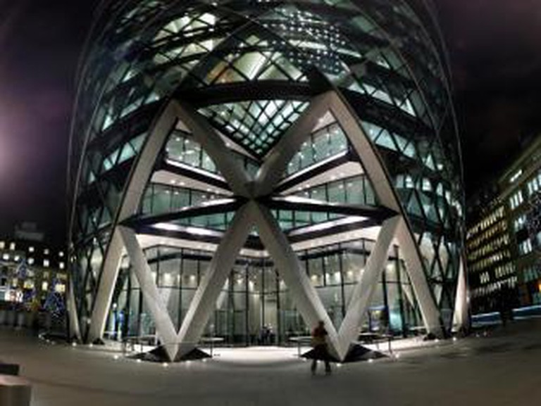 Norman Foster, The Gherkin