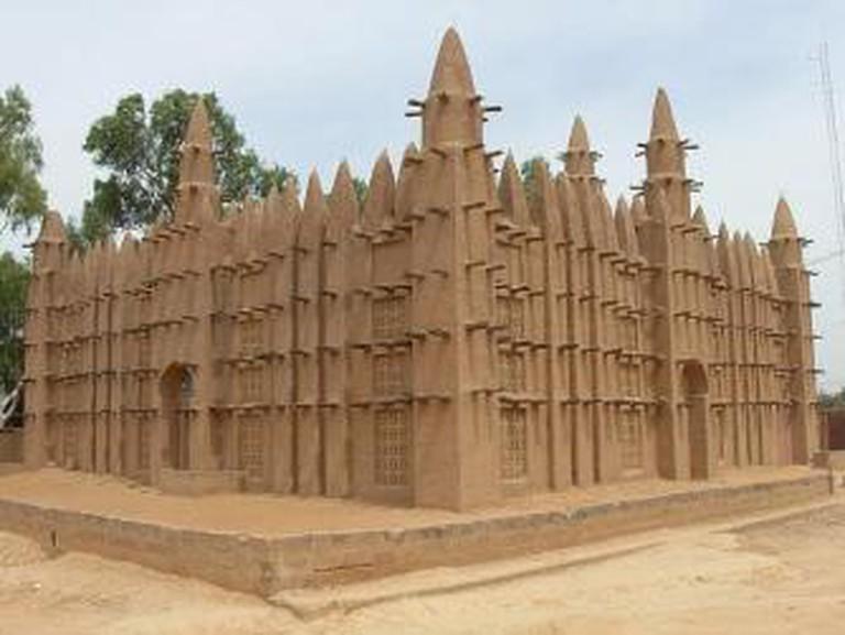 Diafarabe Mosque