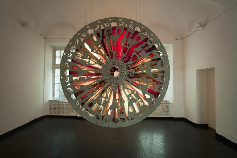 The Icelandic Love Corporation, Wheel, 2010 | Image Courtesy of the Artist and Pinksummer Gallery, Genoa, Italy