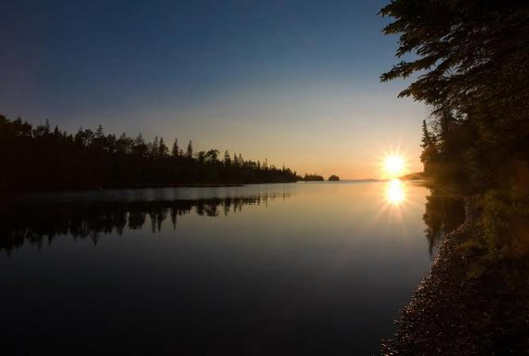 Isle Royale Sunrise