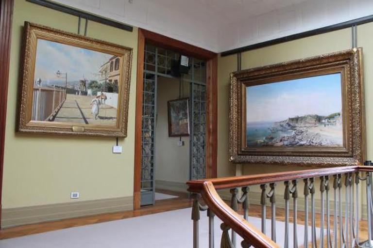 Museo de Bellas Artes Valparaiso