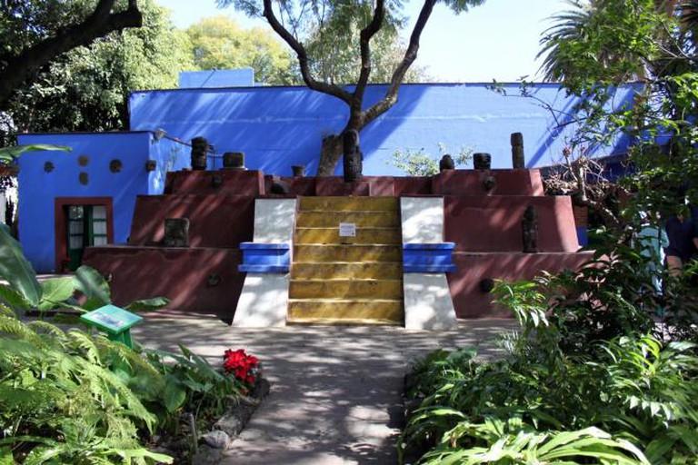 Frida Kahlo Museum | ©Anagoria/Wikicommons