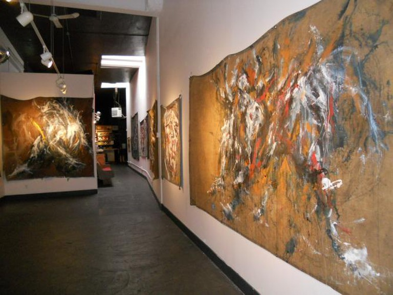 Gallery Space | Courtesy of Vermillion