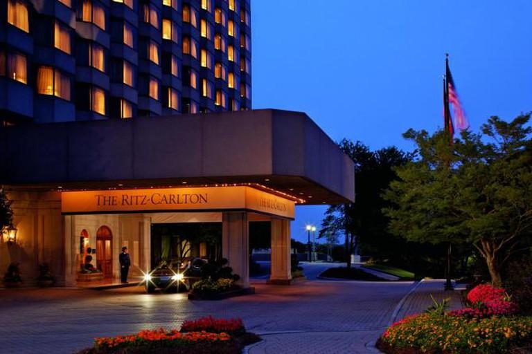 The Ritz-Carlton, Buckhead | © Mark Wieland/Courtesy of The Ritz-Carlton, Buckhead