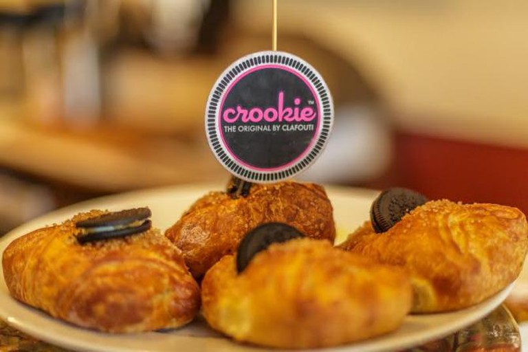 Crookie | Courtesy of Clafouti