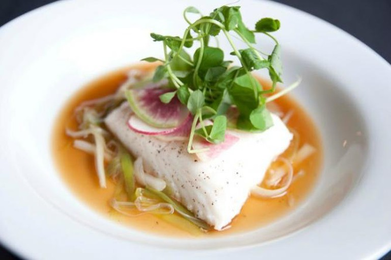 Halibut | Courtesy of Jack the Horse Tavern