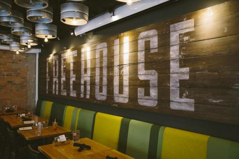 Interior of the Freehouse | Courtesy The Freehouse