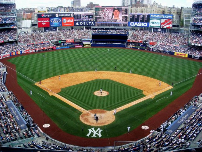 Yankee Stadium | © Y2kcrazyjoker4/WikiCommons