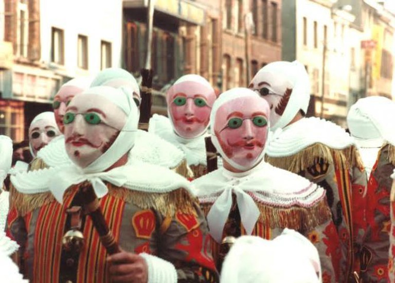 Carnival of Binche / WikiCommons © Marie-Claire