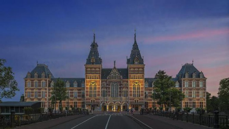 Rijksmuseum / Courtesy of Rijksmuseum © John Lewis Marshall