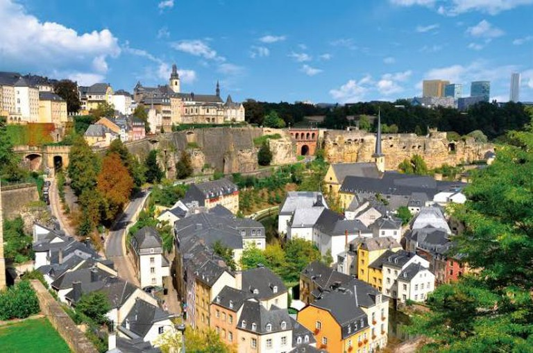 Luxembourg city / © Cathy Giorgetti