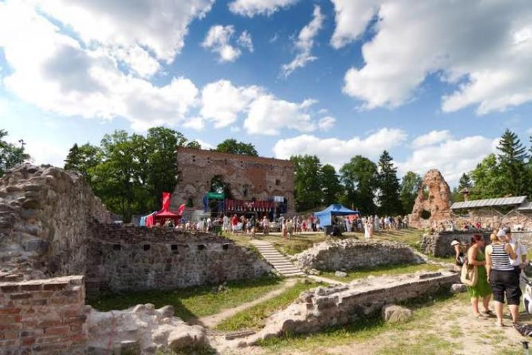 Viljandi Folk Music Festival / WikiCommons © Danrok