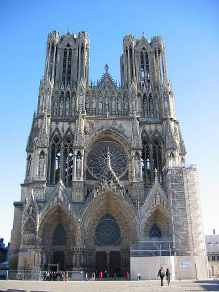 Cathedral, Reims, Pilgrimage, France