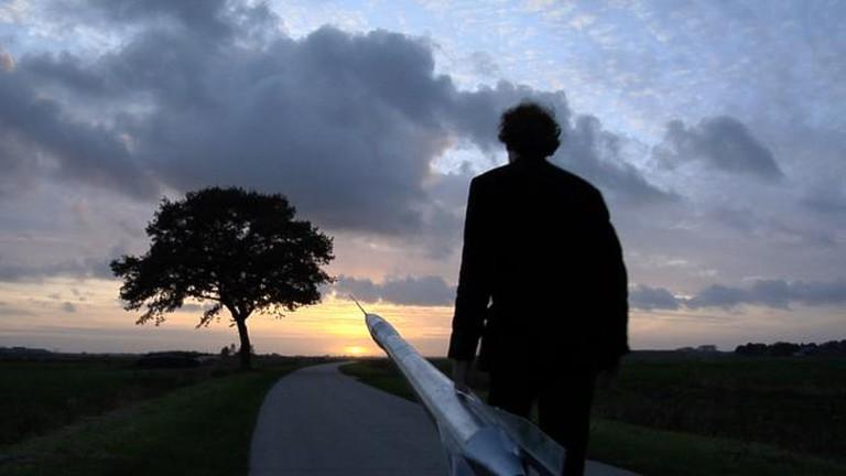 Guido Van Der Werve, clouds