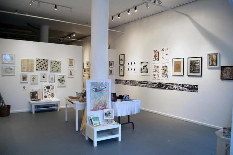 Gam Gallery Gastown Art Vancouver