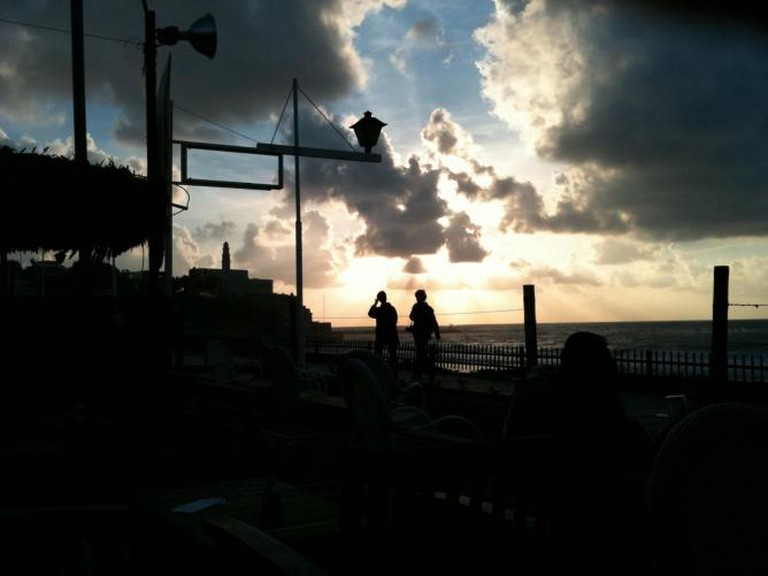 Jaffa Sunset