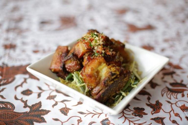 Balinese Spice, Roast Pork, Wollongong Restaurant