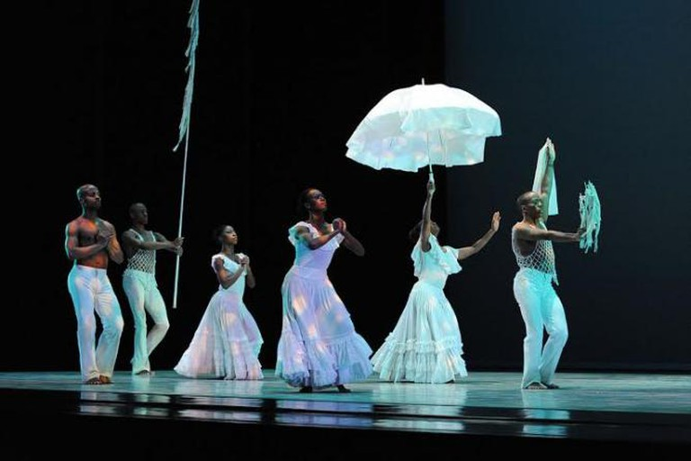Alvin Ailey, American Dance