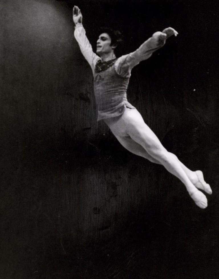 Edward Villella, Dance
