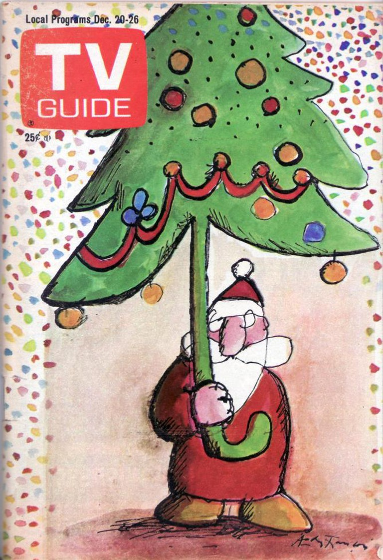 TV Guide 1975