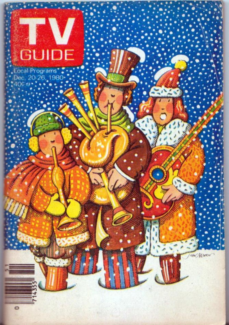 TV Guide 1980