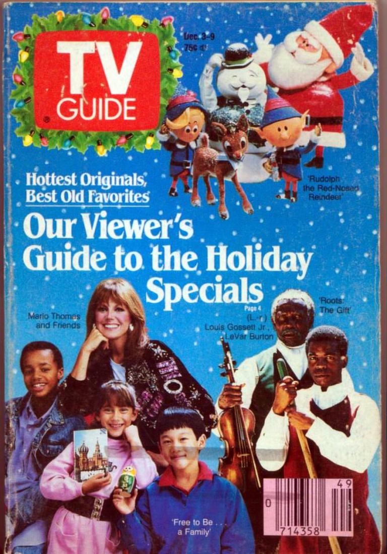 TV Guide 1988