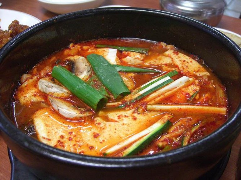Sundubu, NYC, Korean Food
