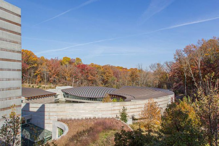 the Crystal Bridges museum | © Gordon/WikiCommons