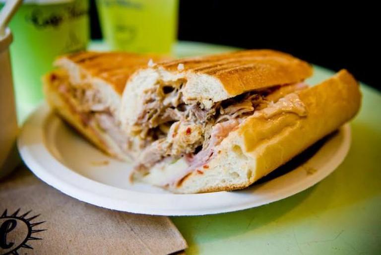 Cuban sandwich © johnjoh/flickr