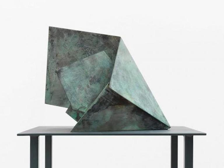 Katja Strunz, Unfolding Process Exhibition | © Jens Ziehe / Courtesy of Contemporary Fine Arts, Berlin