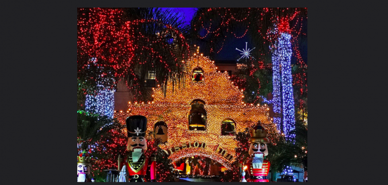 Festival of Lights' at The Mission Inn