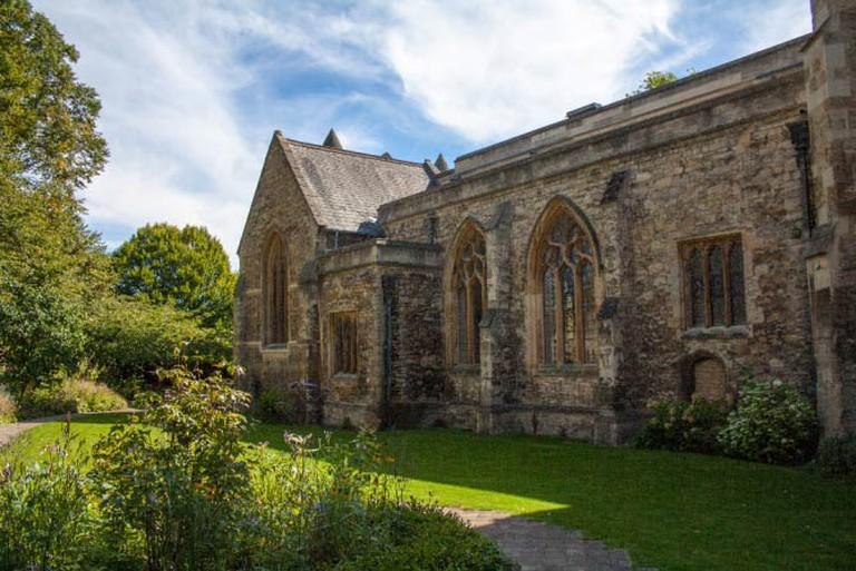 St Edmund Hall, Oxford|© simononly/WIkicommons