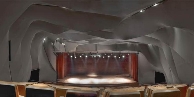 Masrah Al Qasba Theatre | © Torsten Halang/Courtesy of Vebidoo