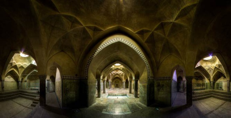 Aliqoli Agha Bath | © Mohammad Reza Domiri Ganji/Courtesy of 500px