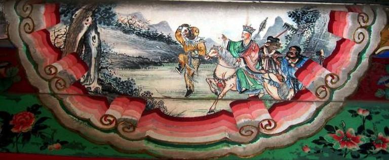 Heroes of Heaven, Shi Zhao