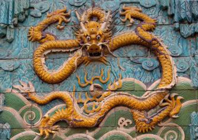 Chinese dragon, Jakubhai