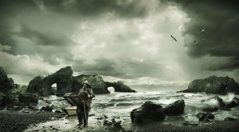 Fisherman © Erik Almas