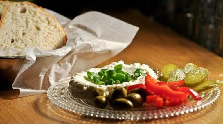 Tepale breakfast, Tel Aviv