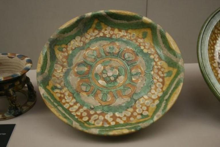 Sancai Pottery