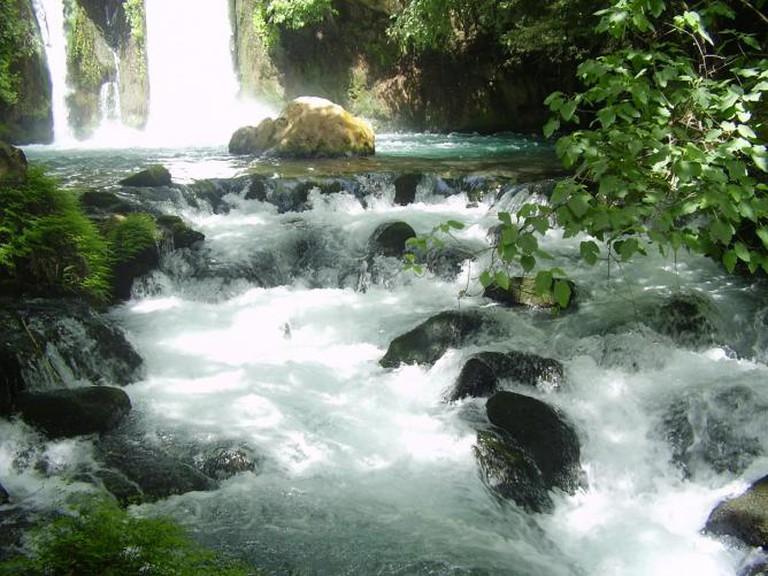 banias springs