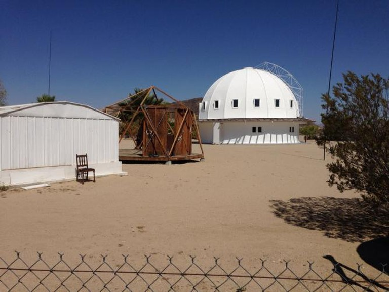 The Integratron, outside | © Andrew Cross