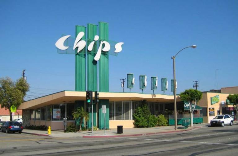 Chip's Restaurant (c) Tony Hoffarth/Flickr