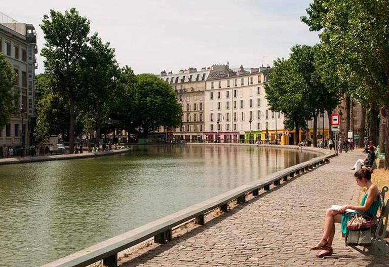 Canal St. Martin | © Tony Vaga/Flickr