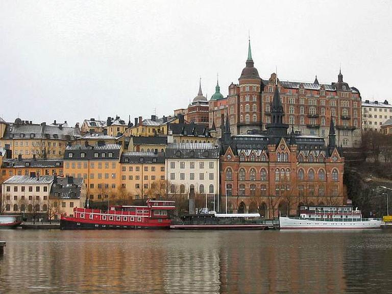 Södermalm   © Dorian/Flickr