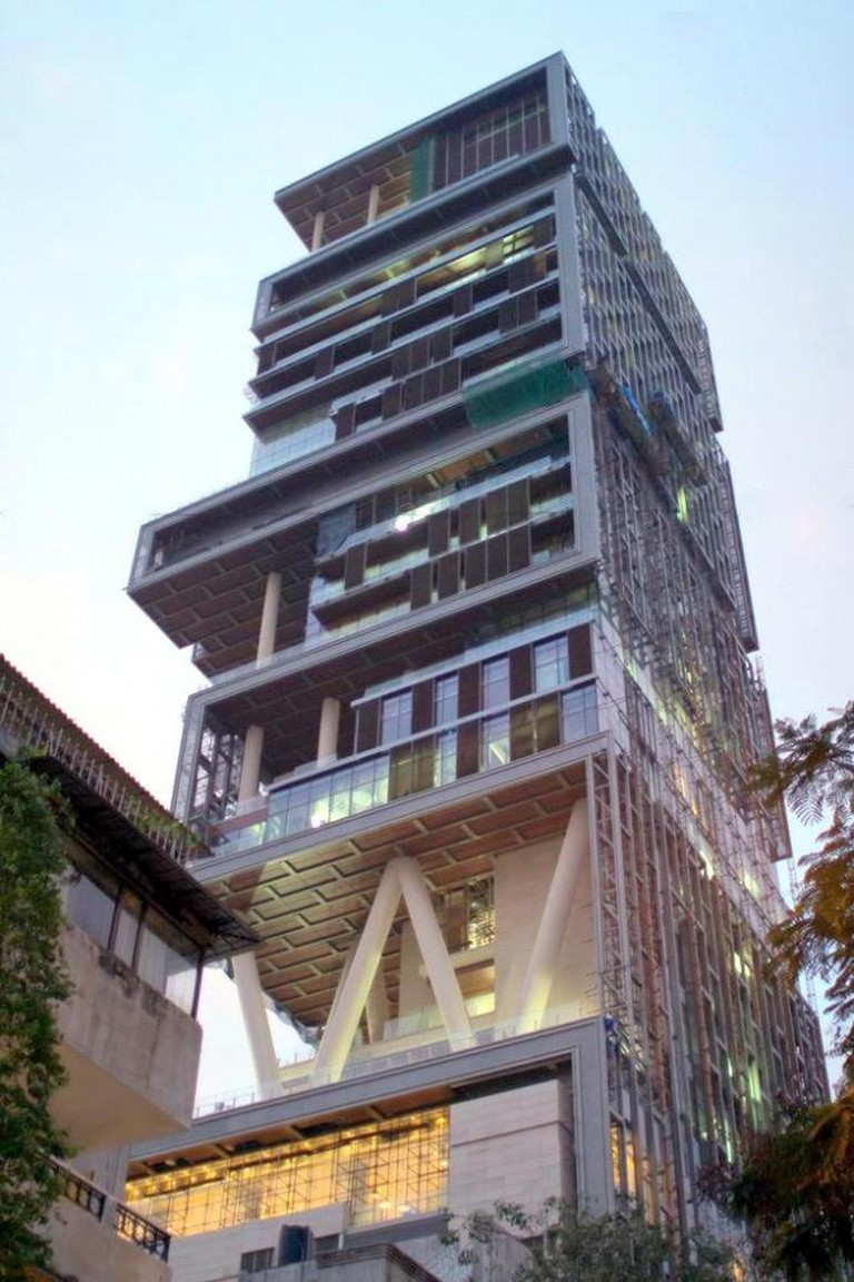 Antilla Tower © Jhariani/Wikimedia